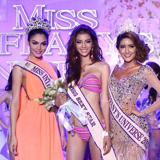 Nissa Miss Sexy Star 2014