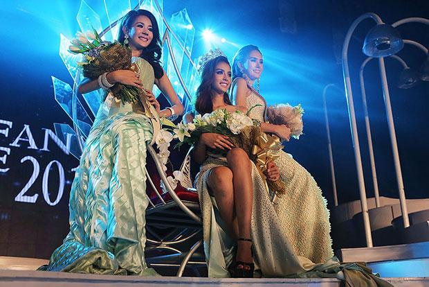 Miss trans Thailandia Noey