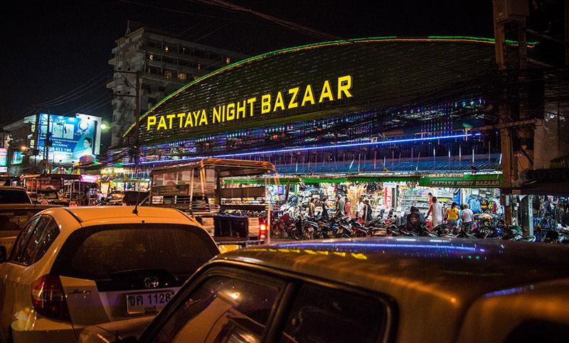 pattaya-night-bazar