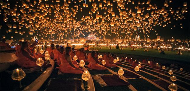 festa-lanterna-ching-mai-thilandia