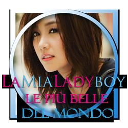 Le ladyboys e transex più belle del mondo