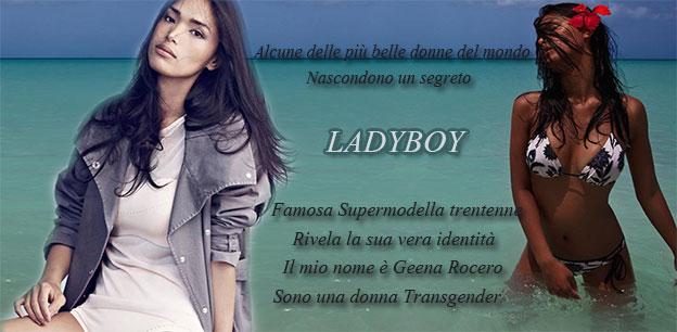 Ladyboy segreto delle donne piu belle del mondo