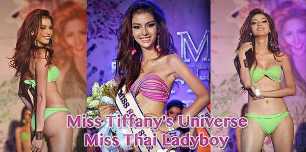 Miss trans Thailandia 2014 Noey