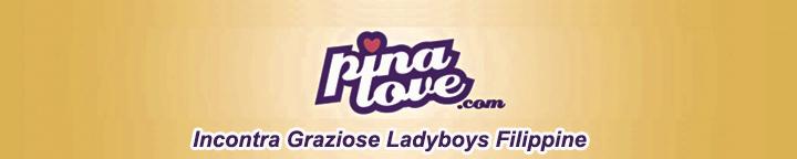 Incotrare ladyboys Filippine su PinaLove