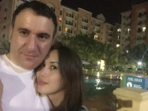 Andree Del Riva & Ladyboy Girlfriend